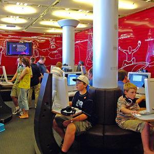 Интернет-кафе Заозерска