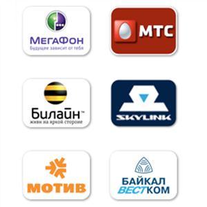 Операторы сотовой связи Заозерска