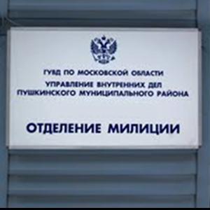 Отделения полиции Заозерска