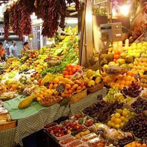 Рынки Заозерска