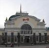 Железнодорожные вокзалы в Заозерске