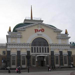 Железнодорожные вокзалы Заозерска